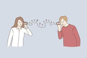 les problemes de communication